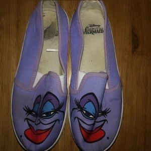 Disney Ursula shoes